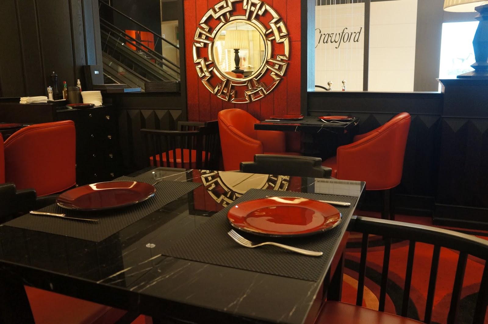 Ministry of gluttony salon de joel robuchon hong kong - Salon de joel robuchon ...