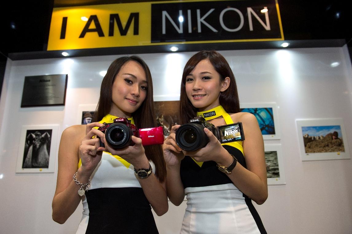 Nikon Releases Digital SLR Camera D520