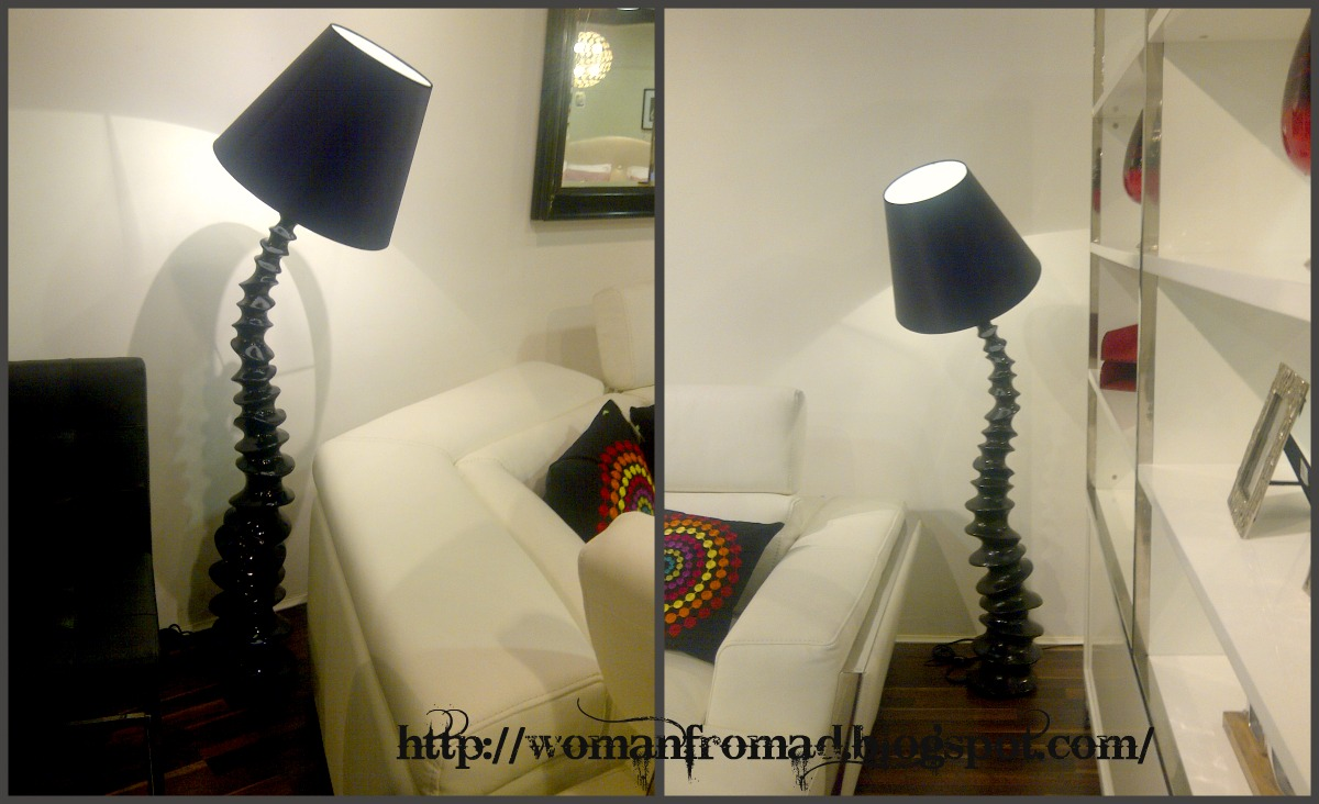 Woman From Abudhabi Lamp Shades Forms Of Non Traditional