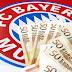 Clubes da Bundesliga vão receber 850 milhões de euros em direitos de TV e publicidade