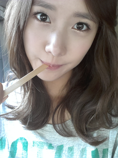 [PICTURE] SNSD Yoona new UFO Selca