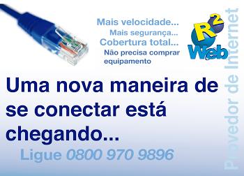 INTERNET RÁPIDA É NA R2 WEB - CONFIRA AS PROMOÇÕES!