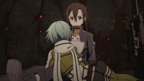 Sword Art Online Phantom Bullet Sinon