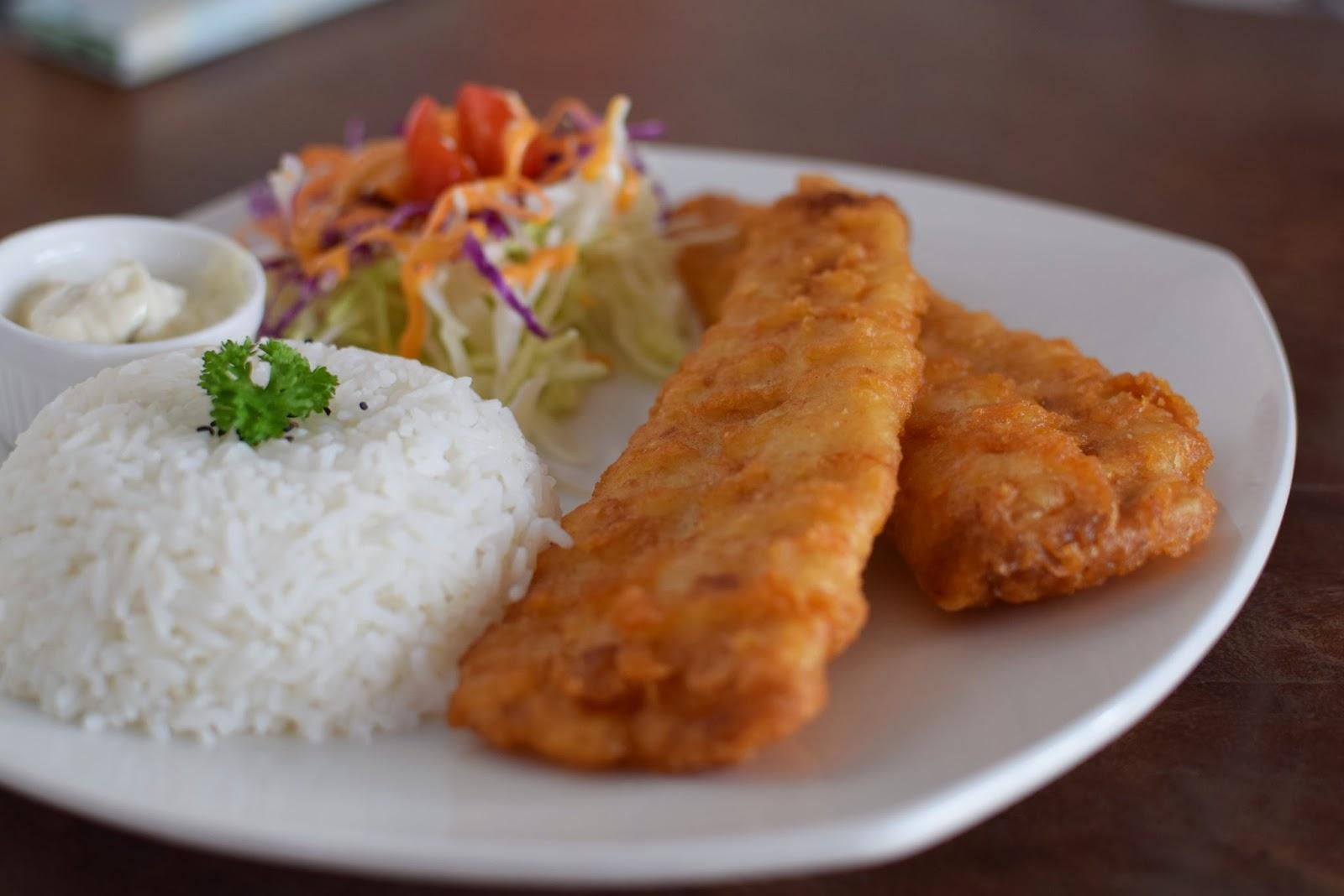 Princess neverland coffee loft taman molek johor bahru for Fish and rice diet