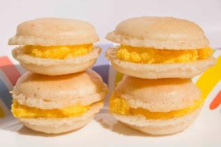 macarons de crema