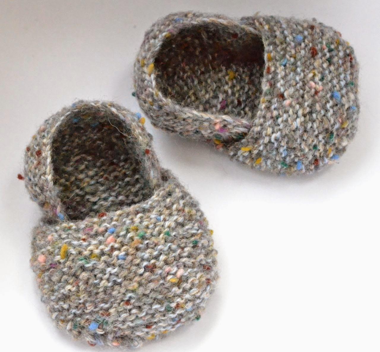Tundra Baby Shoe