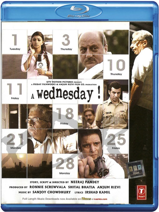 A wednesday hindi movie free download