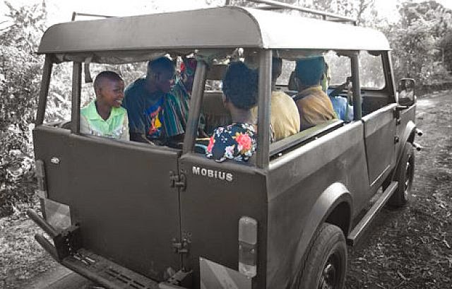 yerli SUV , Kenya..