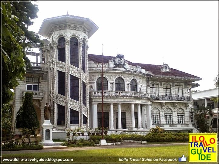 Iloilo ancestral houses the lizares mansion in jaro iloilo the