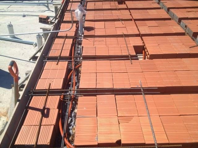 Artchist c lculo de losa aligerada de concreto reforzado - Losas para terrazas ...