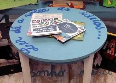 Biblioteca da Escola da Ribeira