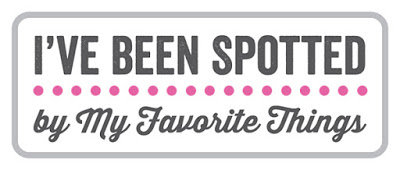 My Favorite Things: You've Been Spotted - Aug 2017