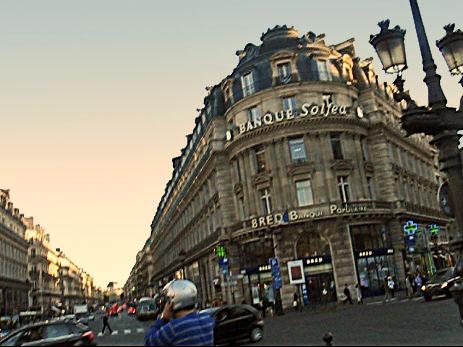 view of Paris square