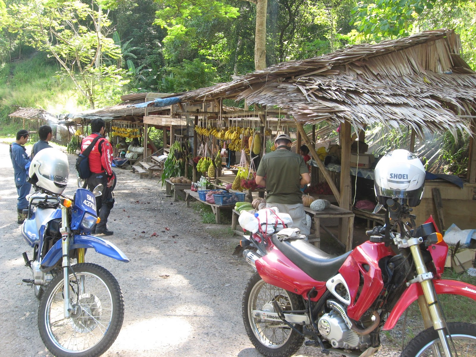 Motorcycle rentals ride borneo bike rentals Motor cycle rentals