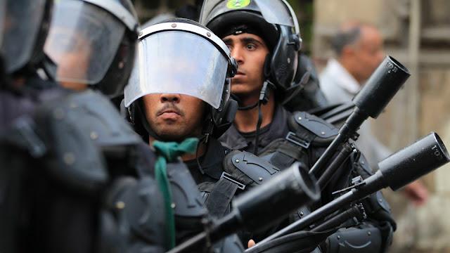 """Forças de segurança egípcia matam 12 pessoas """"por engano"""""""