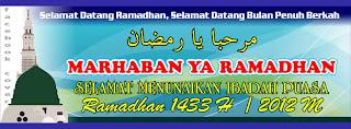 Sampul kronologi ramadhan kuning