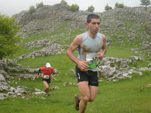 Zegama-Aizkorri: 42 km / 2475mD+