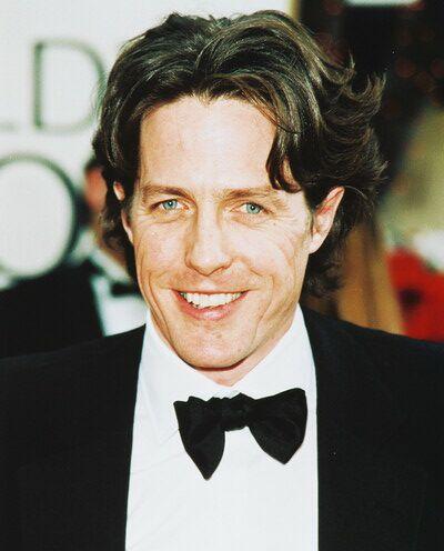 Hugh Grant Smile