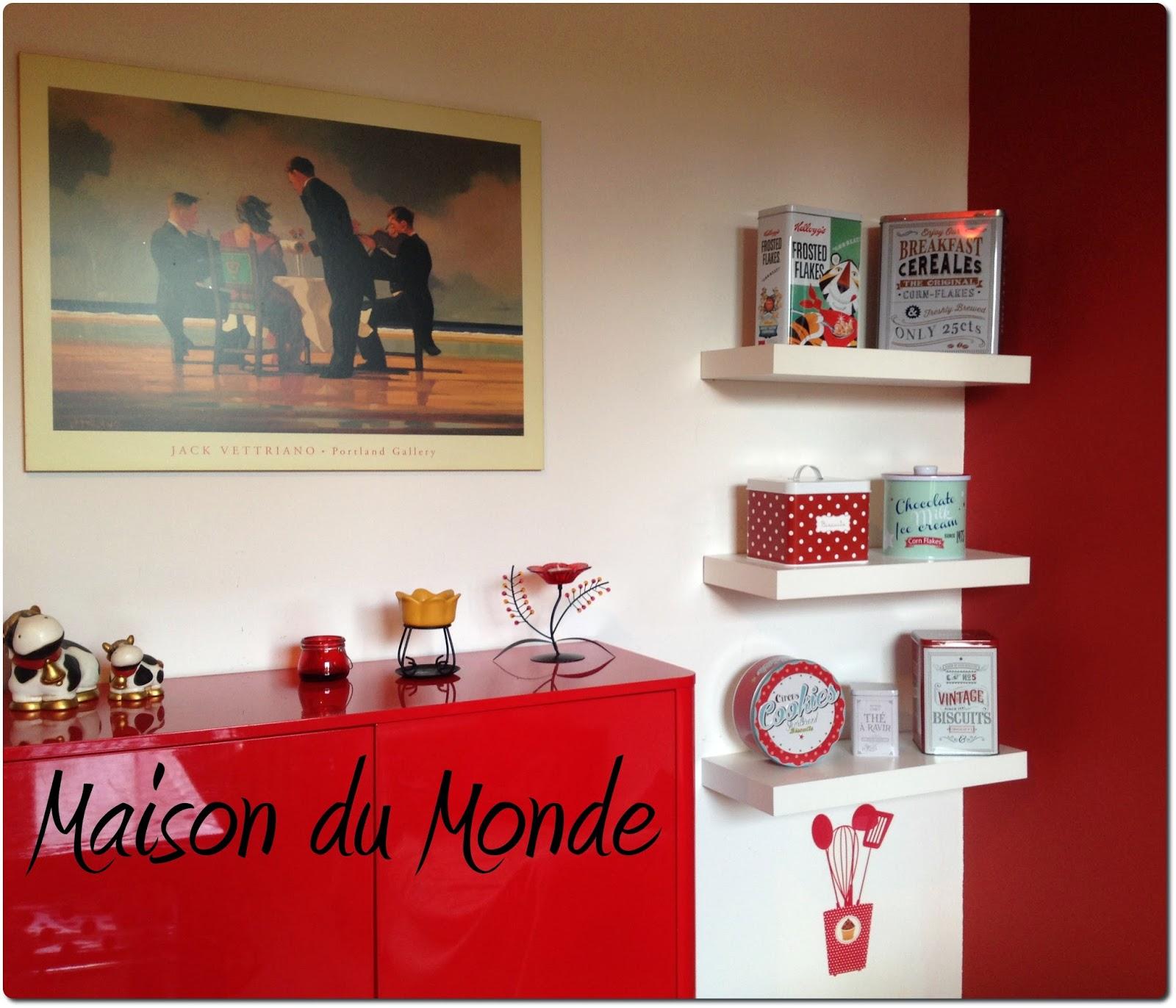 MY SPICY SWEET HOME: I love shopping .... alla Maison du Monde