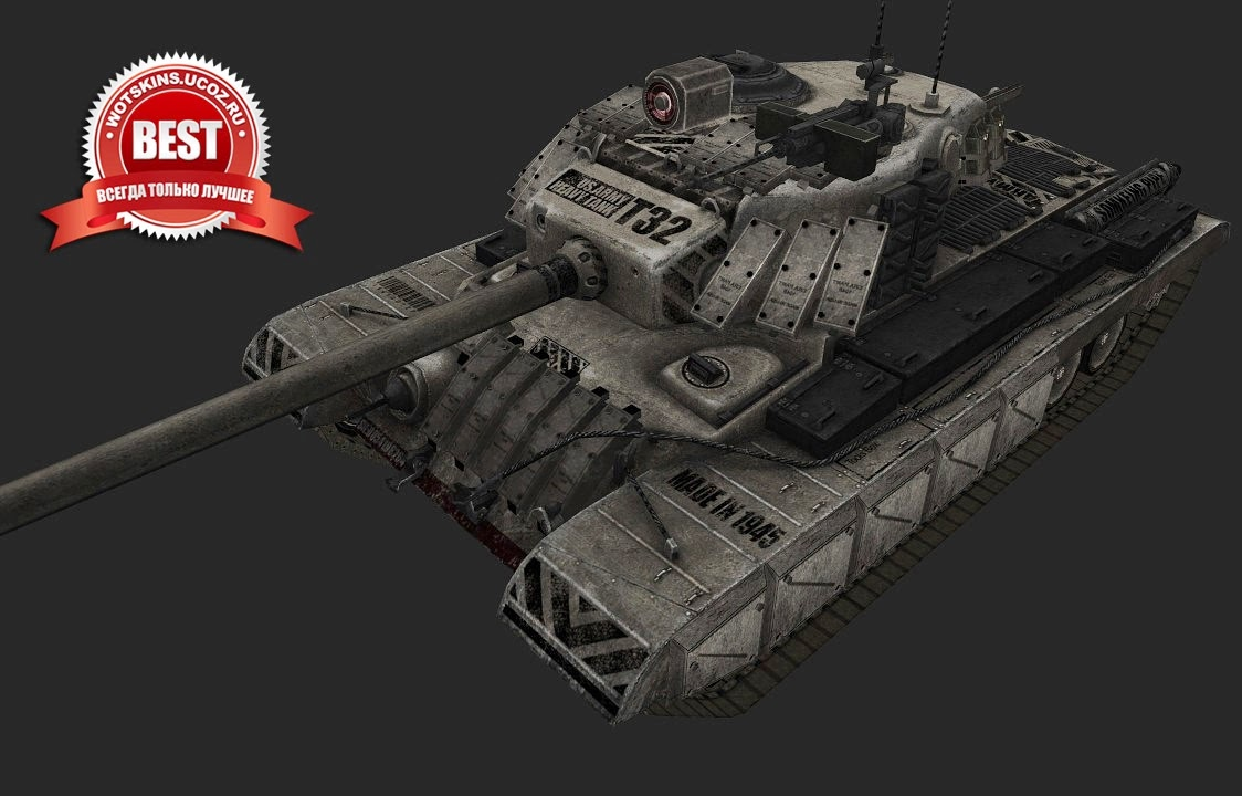 Plazmakeks World Of Tanks Remodeling T32