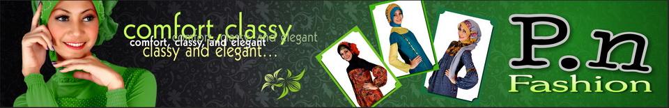 PN Fashion - Galeri Busana Muslim