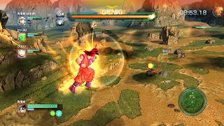 dragon ball z battle of z screen 8 Dragon Ball Z: Battle of Z (360/PS3/PSV)   Artwork & Screenshots