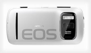 Nokia EOS, Fitur Kamera 41 MP Pureview Rilis 11 Juli 2013