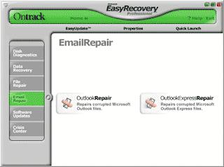 Email Repair