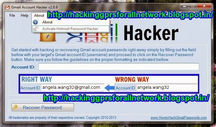 hack yahoo email password easy v3.3 free  software