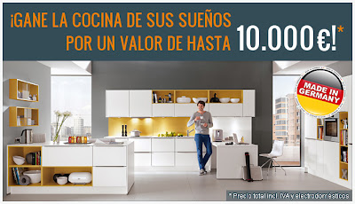 promocion cocina gratis