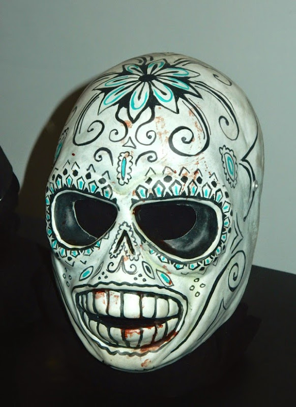 Ben Day of the Dead Savages mask