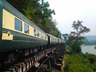 Treno Orient Express Singapore Malesia e Thailandia