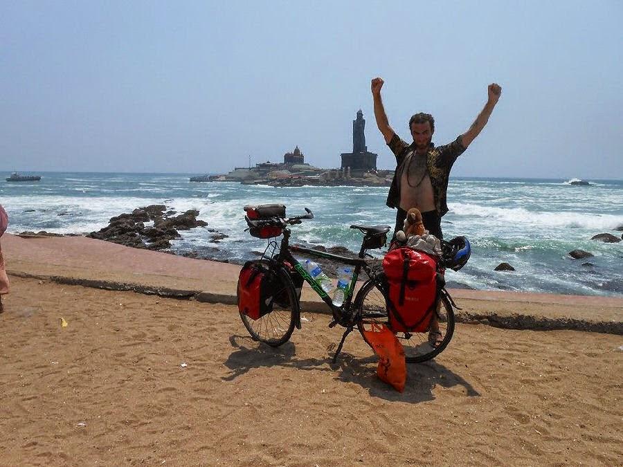 8000 KM IN BICI ATTRAVERSO L'INDIA