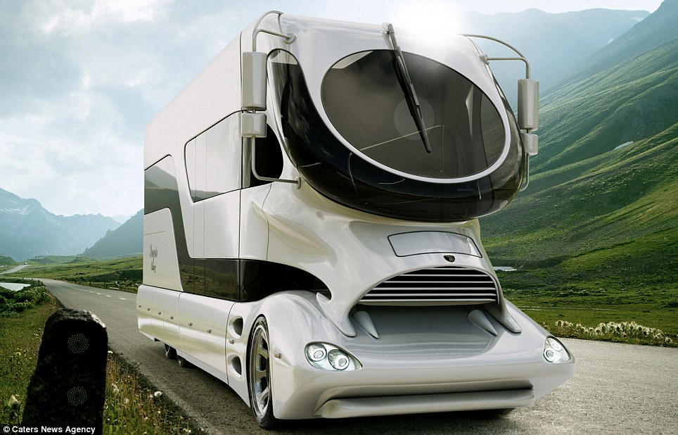 Eberechi S Blog World 39 S Most Expensive Motor Home Worth 2m