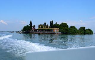 Benátky výlet loďou