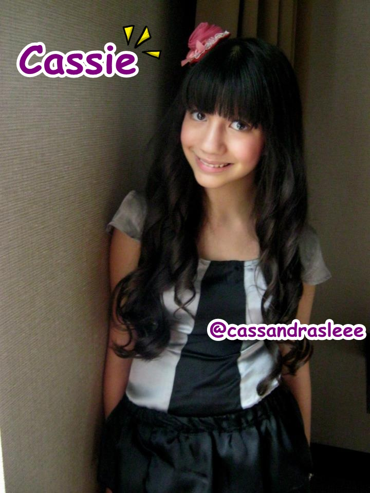Nama Lengkap : Cassandra Sheryl Lee