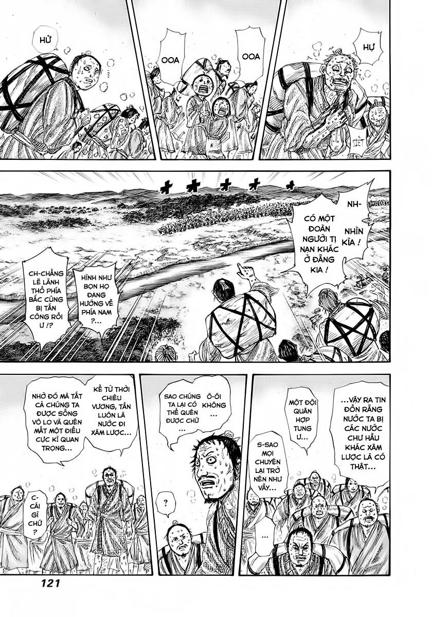 Kingdom – Vương Giả Thiên Hạ (Tổng Hợp) chap 268 page 4 - IZTruyenTranh.com