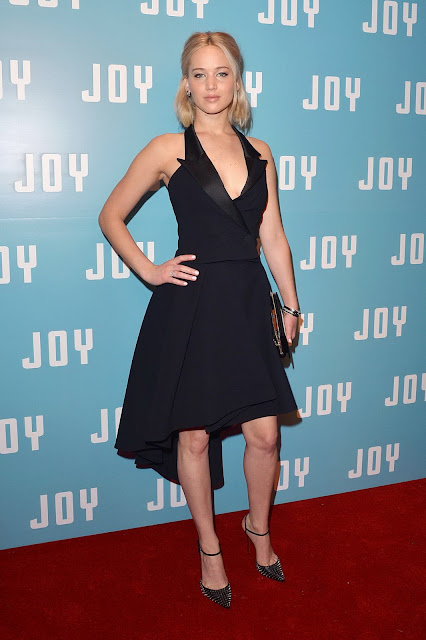 Actress, @ Jennifer Lawrence - Joy Special Screening at Ham Yard Hotel in London