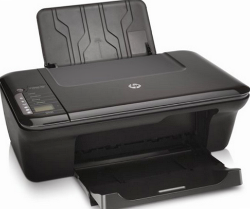 HP DeskJet 2600 All-in-One Printer series Software and ...