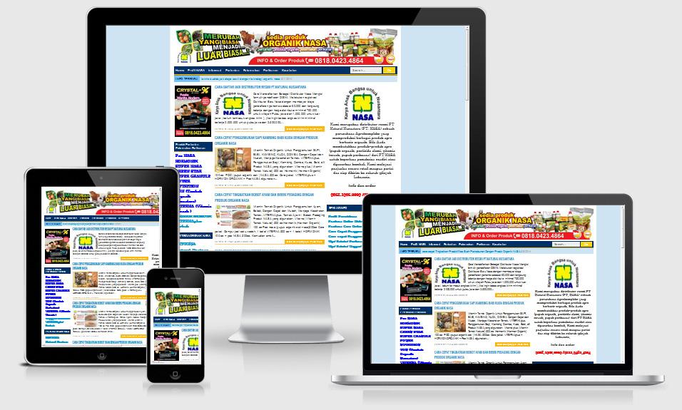 Website Organik Nusantara ( www.organiknusantara.com) merupakan Website distributor Resmi dari PT. Natural Nusantara | www.blankon-ku.com