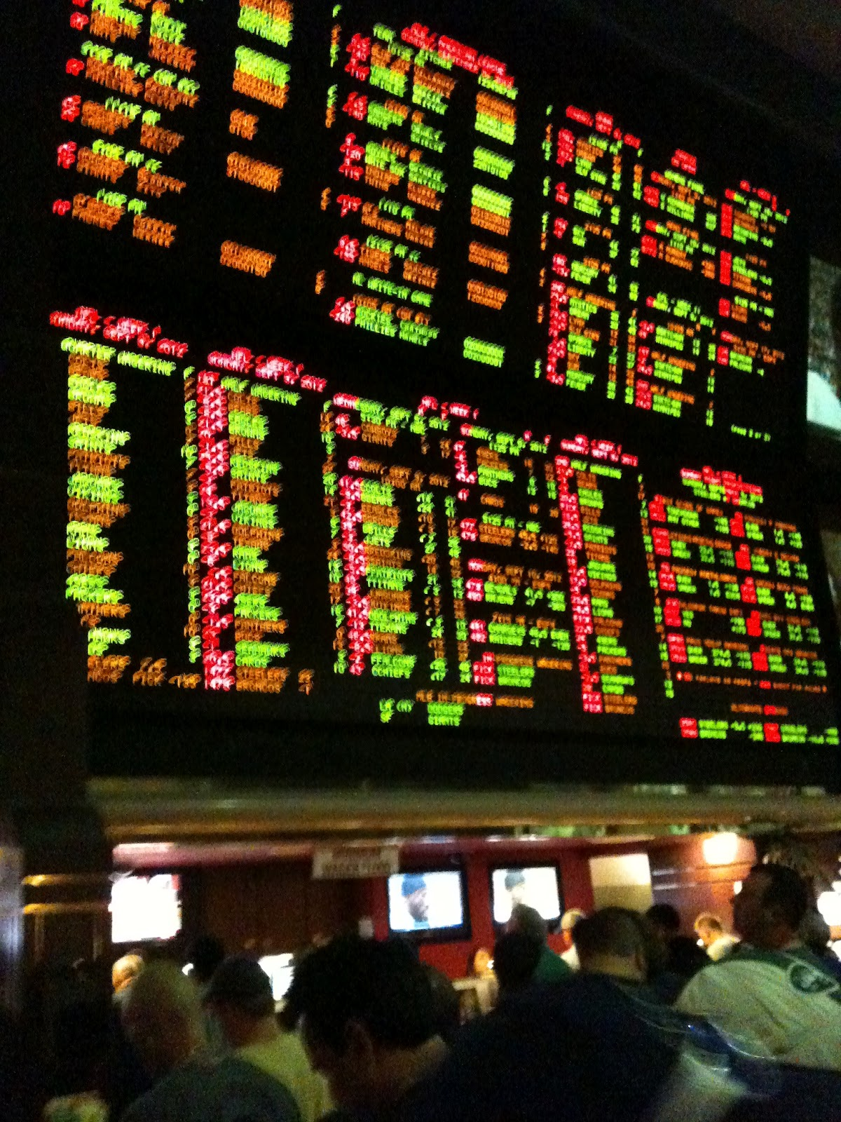 las vegas hilton sports betting