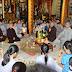 Chùa Đình Quán: Thiền trà kết thúc khóa tu Mùa hè Hiểu thương - 2013