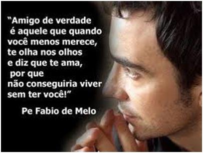 Frases e Textos do Padre Fábio de Melo | Lindas Mensagens