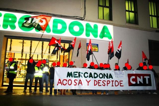 El miliciano blog anarcosindicalista y de difusi n de for Mercadona oficinas centrales