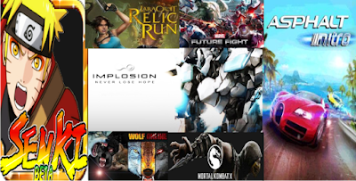 Download Latest Android Games 2015