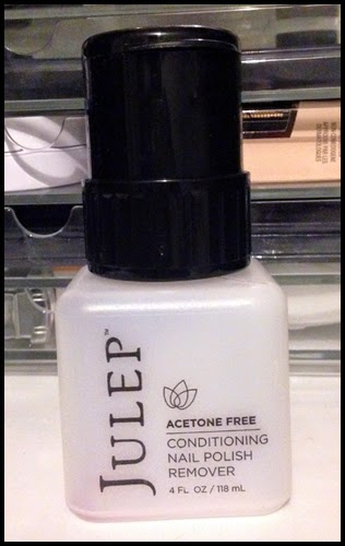 Julep Acetone Free Conditioning Nail Polish Remover