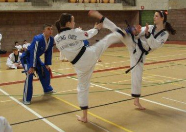 Tournament Sparring