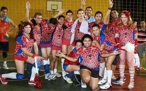 Sérvia conquistou a competição três vezes, em 2010, 2011 e 2012 (Foto: Frank Cunha/Globoesporte.com)