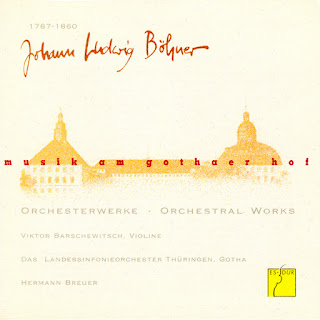 Bohner: Music at the Court of Gotha, Vol. 2