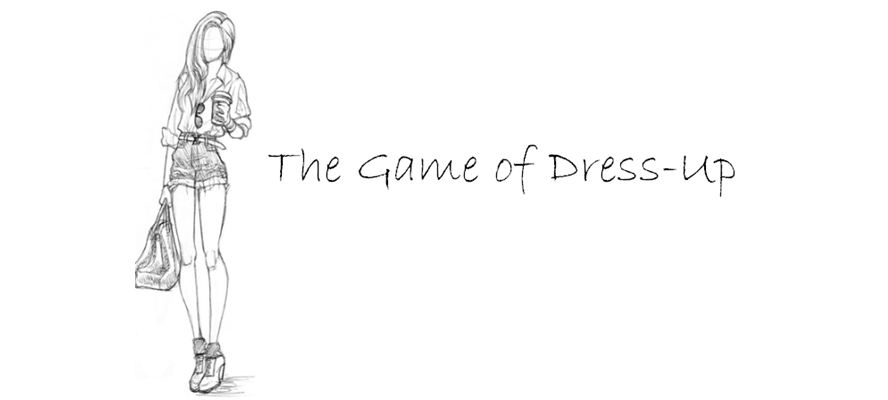 The Game of Dress-up